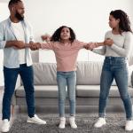 Родители делят ребенка при расторжении брака