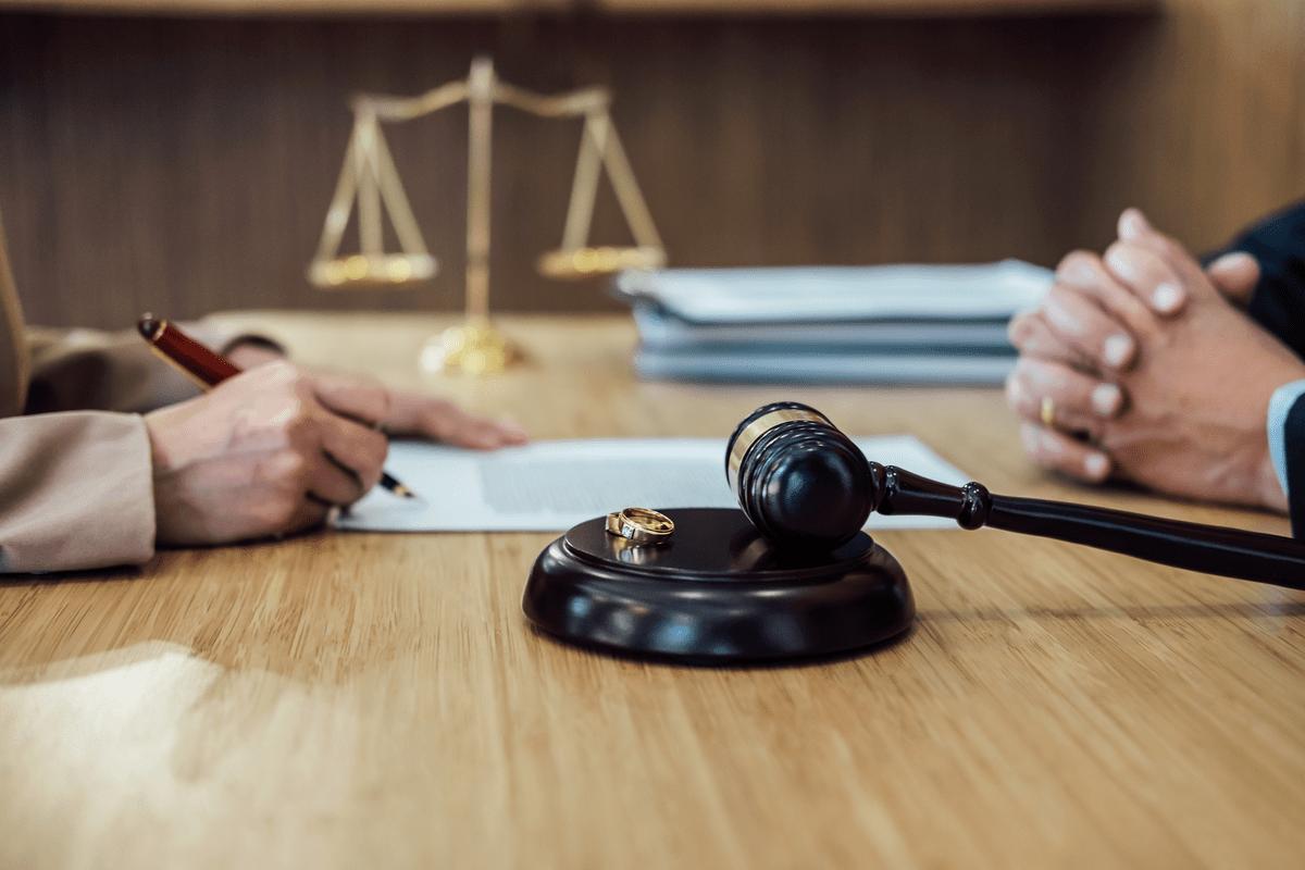 Суд по расторжению брака