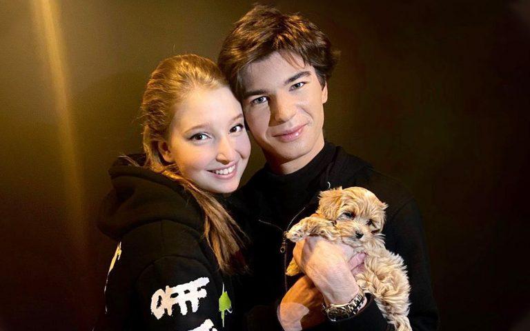 Омельчук и Сотскова