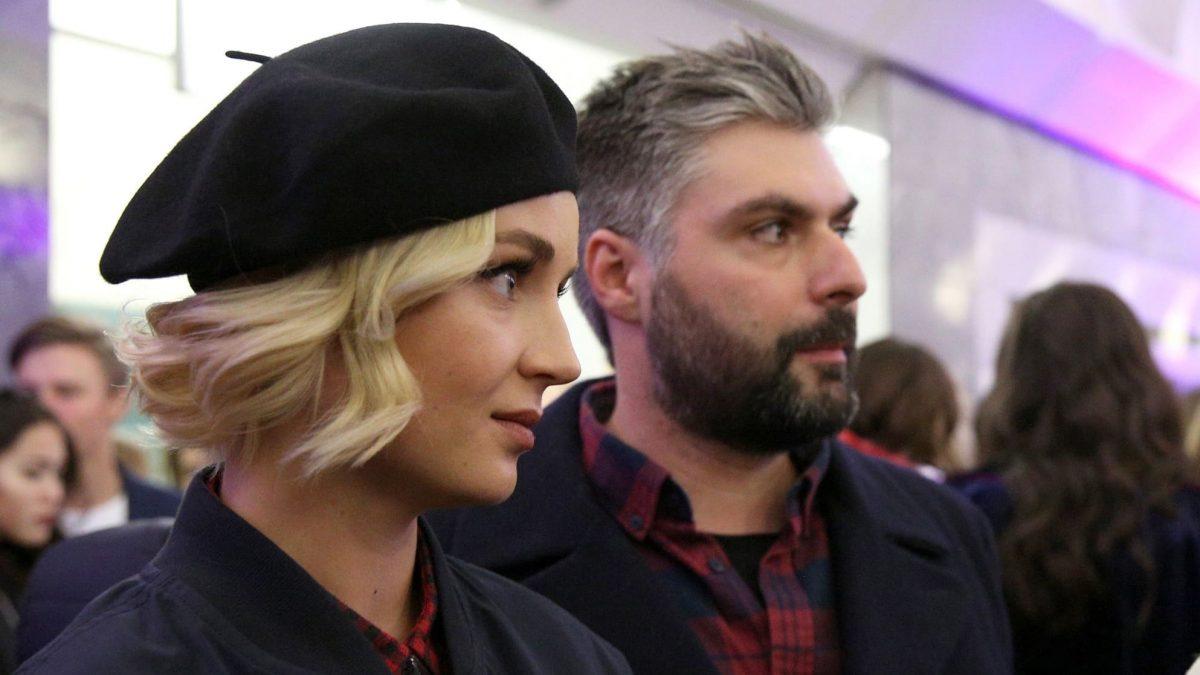 Полина Гагарина и бывший муж Дмитрий Исхаков