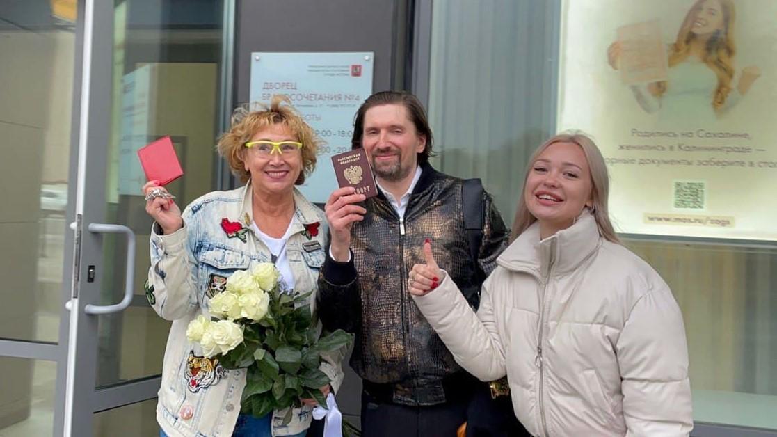 rajckij i kopenkina Личная жизнь, брак и развод Шаляпина и Копенкиной