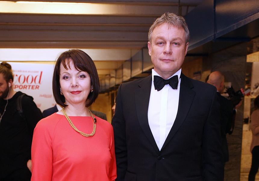 Жигунов и Новикова